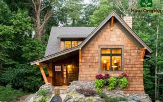 Садовый домик с нуля: советы по градостроительству!